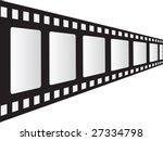 filmstrip vector illustration | Shutterstock .eps vector #27334798