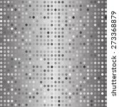 grey abstract mosaic background ... | Shutterstock . vector #273368879