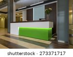reception desk | Shutterstock . vector #273371717
