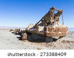 Old Piece Of Heavy Machinery...