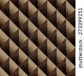abstract paneling pattern  ... | Shutterstock . vector #273399251