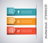 modern minimal arrow template... | Shutterstock .eps vector #273450155