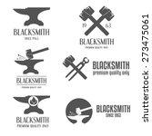 set of logo  badge  label ... | Shutterstock .eps vector #273475061