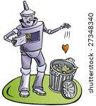 Heartless Tin Man