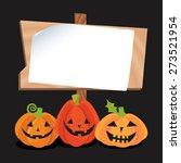a vector illustration of a... | Shutterstock .eps vector #273521954