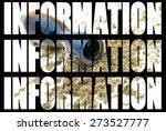 information. marijuana and... | Shutterstock . vector #273527777