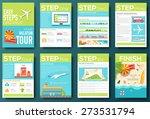 easy steps organize for your... | Shutterstock .eps vector #273531794