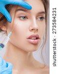 beauty injection | Shutterstock . vector #273584231