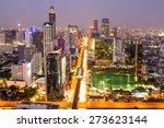 bangkok  thailand april 9  ... | Shutterstock . vector #273623144