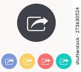 share icon | Shutterstock .eps vector #273630524