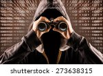 internet hacker | Shutterstock . vector #273638315
