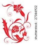 vintage patterns for design | Shutterstock .eps vector #27366922