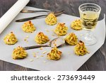 The Duchesse Potatoes With...