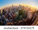 New York City. Manhattan...