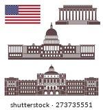 America Buildings Logo....