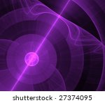 abstract fractal background | Shutterstock . vector #27374095