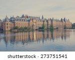 Binnenhof  Dutch Parliament  ...