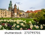 Wawel Castle And Royal...