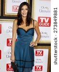 Small photo of Teri Hatcher attends the 5th Annual TV Guide's Emmy Awards Afterparty held at the Les Deux in Hollywood, California, United States on September 16, 2007.