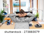 business  people  furniture ... | Shutterstock . vector #273883079