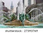 Swann Memorial Fountain With...