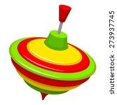 humming top   Shutterstock .eps vector #273937745