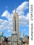 new york city   april 29  2015  ... | Shutterstock . vector #273973355