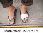 foot ulcers | Shutterstock . vector #273975671