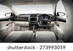 modern car interiors | Shutterstock . vector #273993059