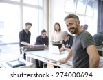 publisher advertising agency... | Shutterstock . vector #274000694