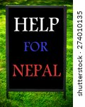 Help For Nepal  Message On...