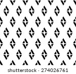 black and white color minimal...   Shutterstock .eps vector #274026761