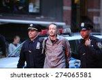 new york city   april 29 2015 ... | Shutterstock . vector #274065581