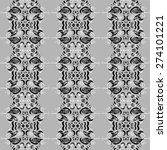 vector image of an unique ... | Shutterstock .eps vector #274101221