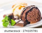 arranged  cacao  caramel. | Shutterstock . vector #274105781