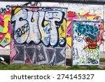 berlin  germany   30 april 2015 ... | Shutterstock . vector #274145327