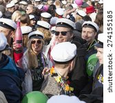 helsinki  finland   april 30 ... | Shutterstock . vector #274155185