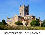 Tewkesbury Abbey Also Known As...