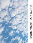 sky clouds sun blue | Shutterstock . vector #274160711