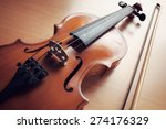 violin | Shutterstock . vector #274176329