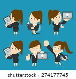 vector illustration  ... | Shutterstock .eps vector #274177745