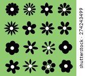 flowers | Shutterstock . vector #274243499
