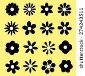 flowers | Shutterstock . vector #274243511