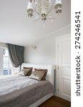 bedroom interior | Shutterstock . vector #274246541