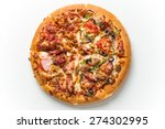pizza | Shutterstock . vector #274302995