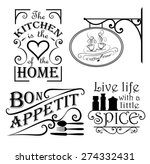 interior wall design set mostly ...   Shutterstock .eps vector #274332431