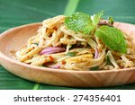 Thai Bamboo Shoot Spicy Salad...