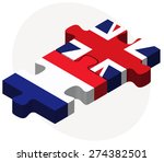 vector image   france and...   Shutterstock .eps vector #274382501