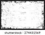 grunge frame.grunge texture... | Shutterstock .eps vector #274431569