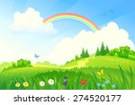 vector illustration of a... | Shutterstock .eps vector #274520177